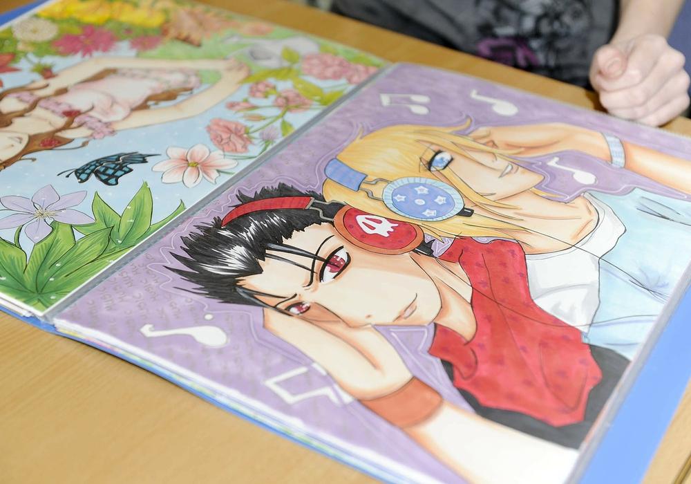 Manga- und Anime-Fans aufgepasst. Am Wochenende startet die Convention. Symbolfoto: pixabay (Public Domain)