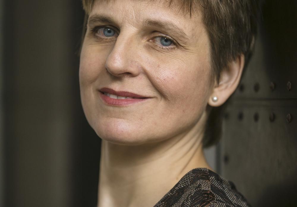 Kathrin Hildebrandt Foto: Peter Sierigk
