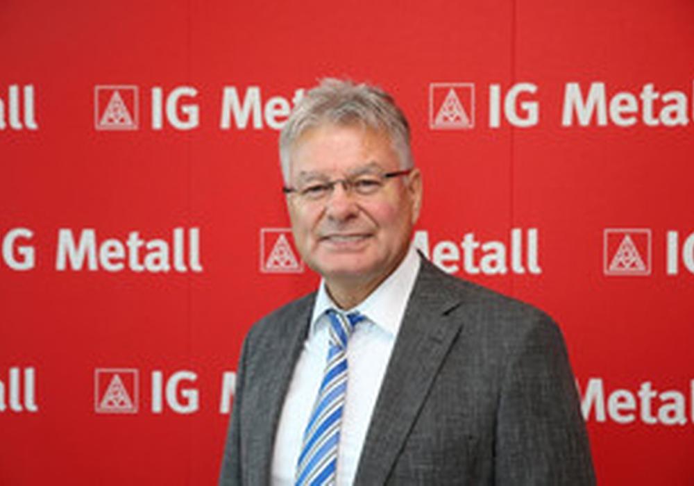 Lothar Ewald, Zweiter Bevollmächtigter der IG Metall Wolfsburg. Foto: IG Metall Wolfsburg