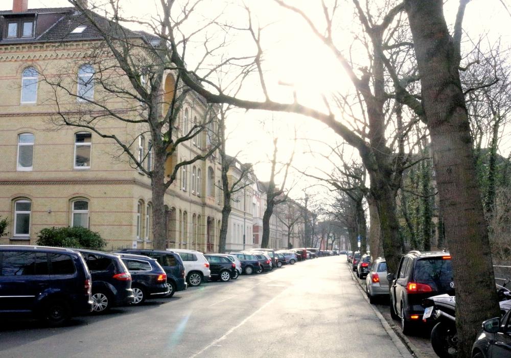 Die Adolfstraße in Braunschweig, Foto: Robert Braumann