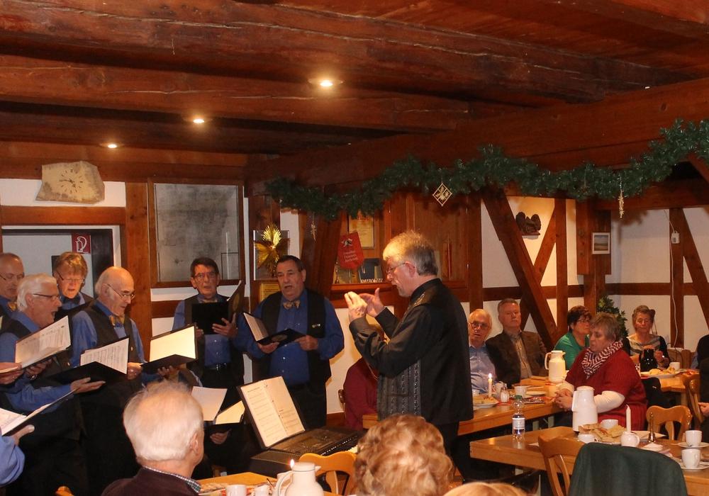 Bald beginnen die Weihnachtsfeiern für die Senioren in der Gemeinde Sickte. Foto: Privat