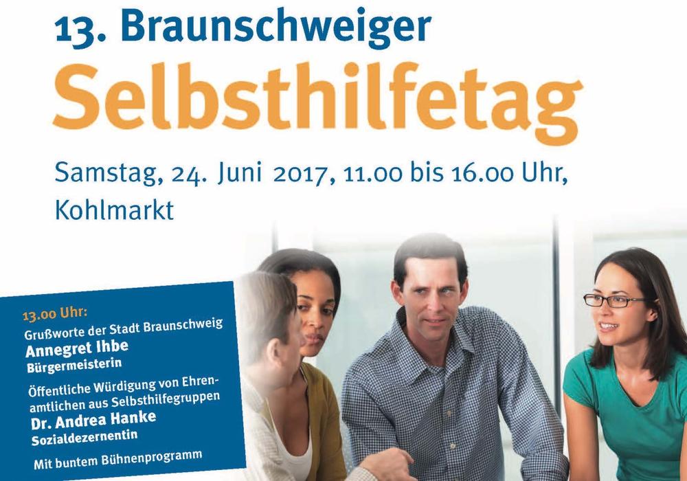 Am 24. Juni findet der 13. Braunschweiger Selbsthilfetag in der Löwenstadt statt. Foto: Der Paritätische