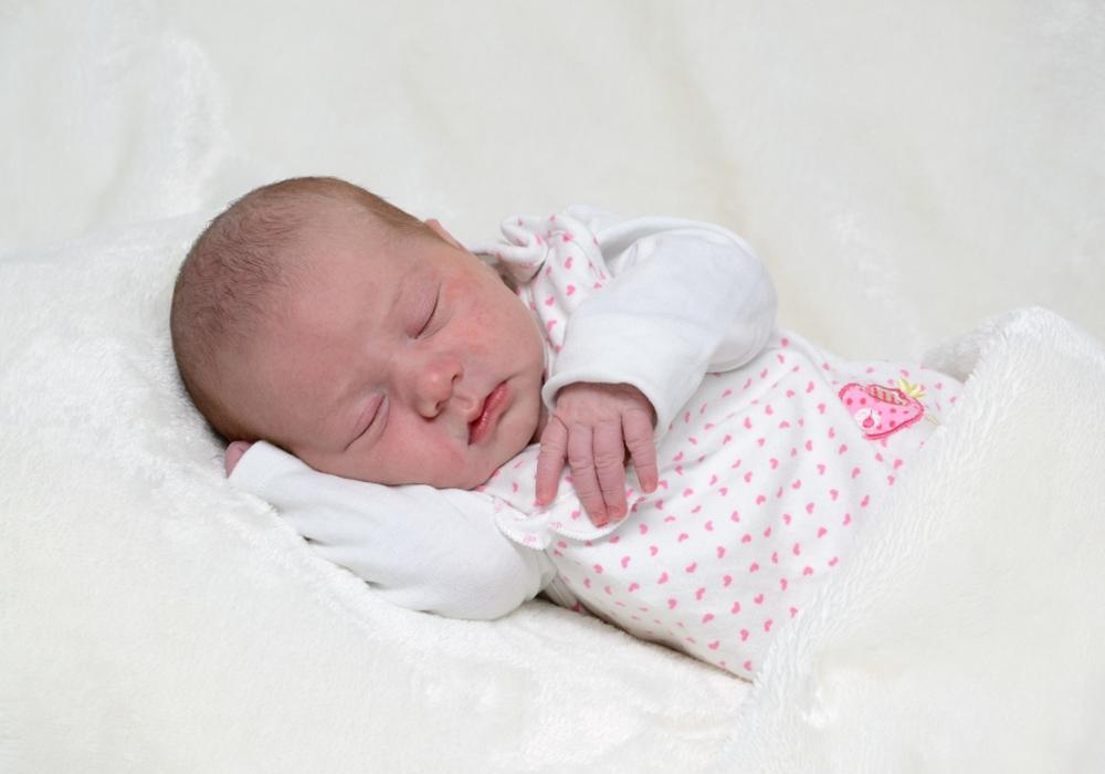 Willkommen, Chiara Sabelli. Foto: babysmile24.de