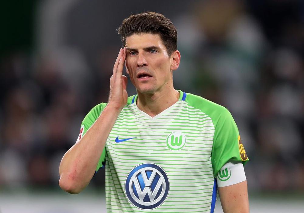 Droht Gomez das WM-Aus? Foto: Agentur Hübner