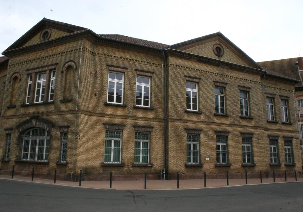 Die JVA Wolfenbüttel. Foto: A. Donner