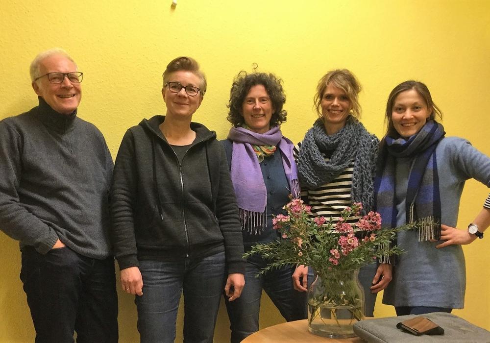 Die Kultur AG der Grünen. Foto: privat