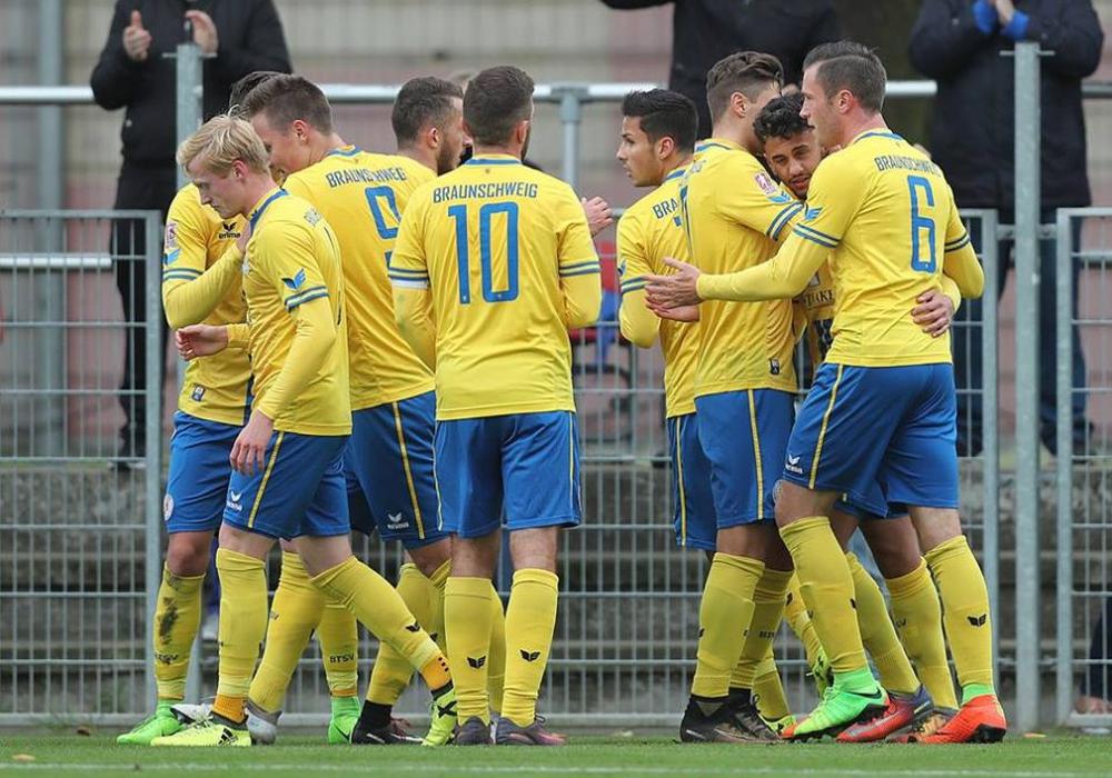Heute im Livestream: Germania Egestorf-Langreder gegen Eintracht Braunschweig U23. Foto: Agentur Hübner/Archiv