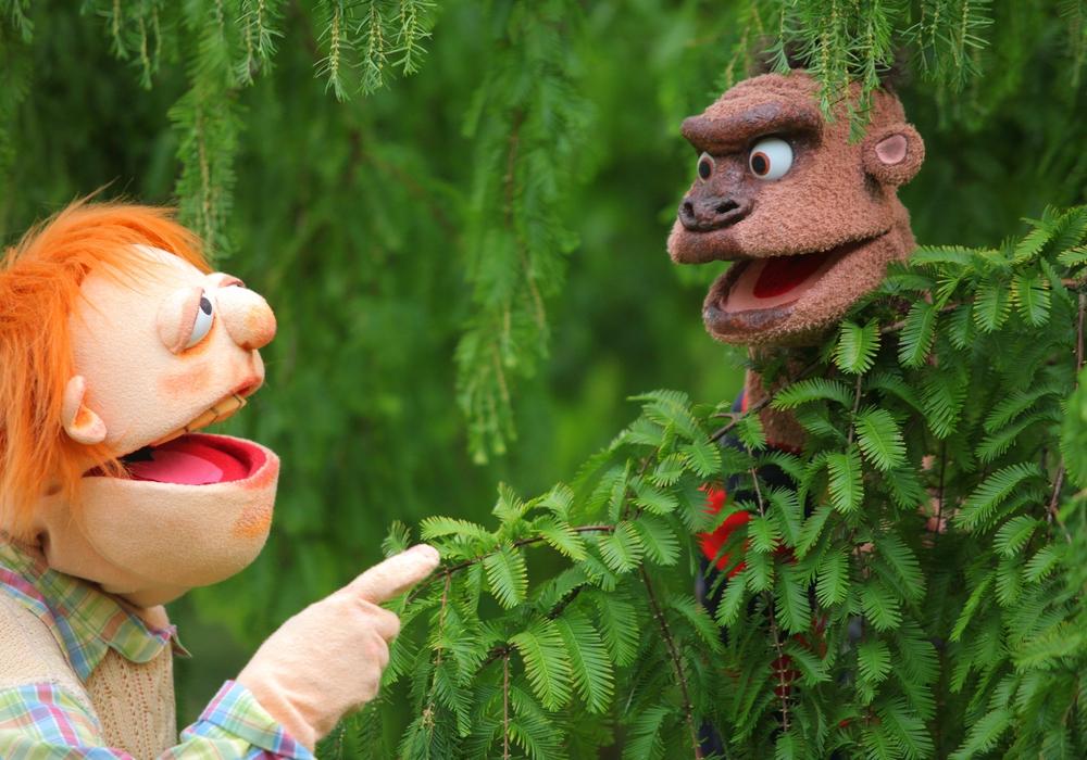 In diesem Jahr veranstaltet die Jugendpflege des Landkreises Goslar in Grundschulen und Kindergärten spannende und mitreißende Puppenspieltage für kleine und große Zuschauer. Foto Ingo Wandmacher