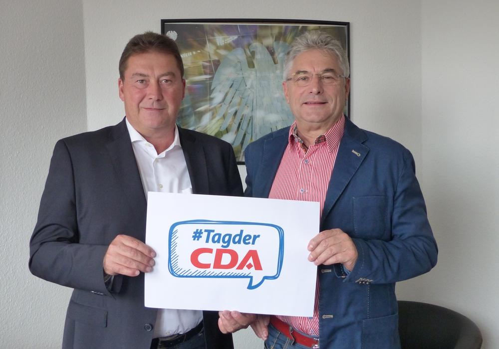 Lagosky und Theissen, CDA, Foto: privat