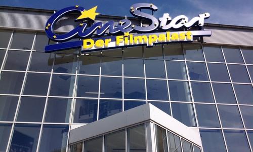 Das Cinestar in Wolfenbüttel