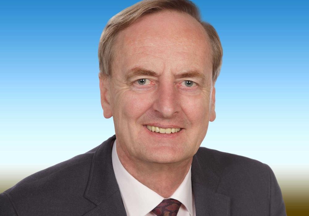 Rudolf Götz, CDU-Landtagsabgeordneter. Foto: CDU