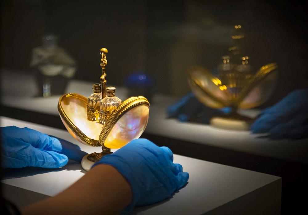 Am Dienstag, den 17. April um 19 Uhr, geht Dr. Anne Viola Siebert in ihrem Vortrag der Frage nach, welche Funktion duftende Salben, Aromaöle und Räuchermittel in der Antike übernommen haben. Foto: A. Pröhle, Braunschweigisches Landesmuseum