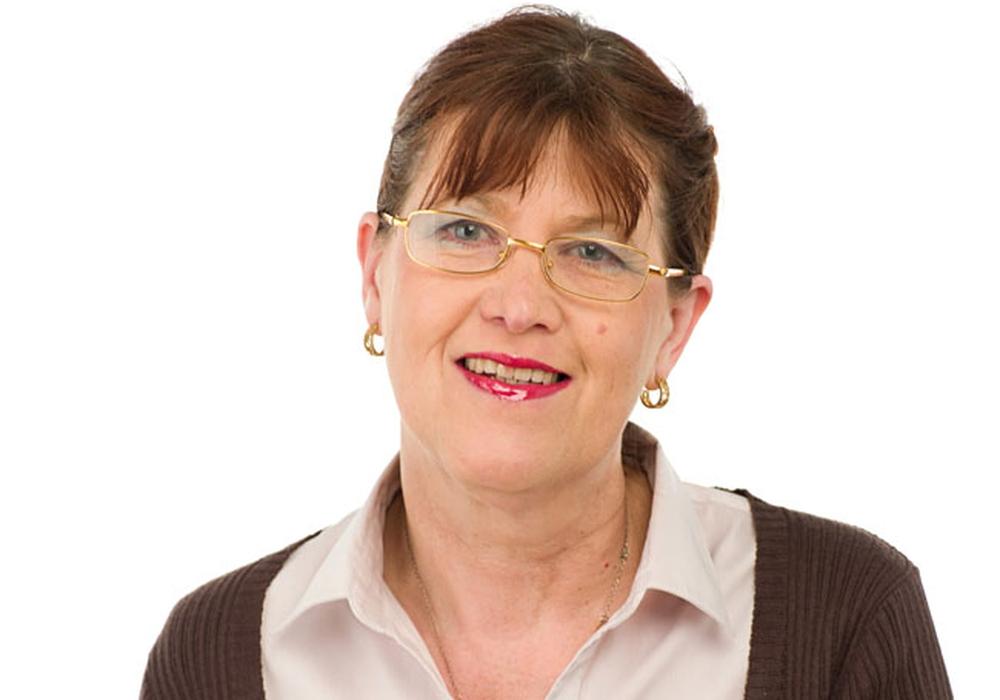 Ratsfrau Cornelia Seiffert. Foto: Privat