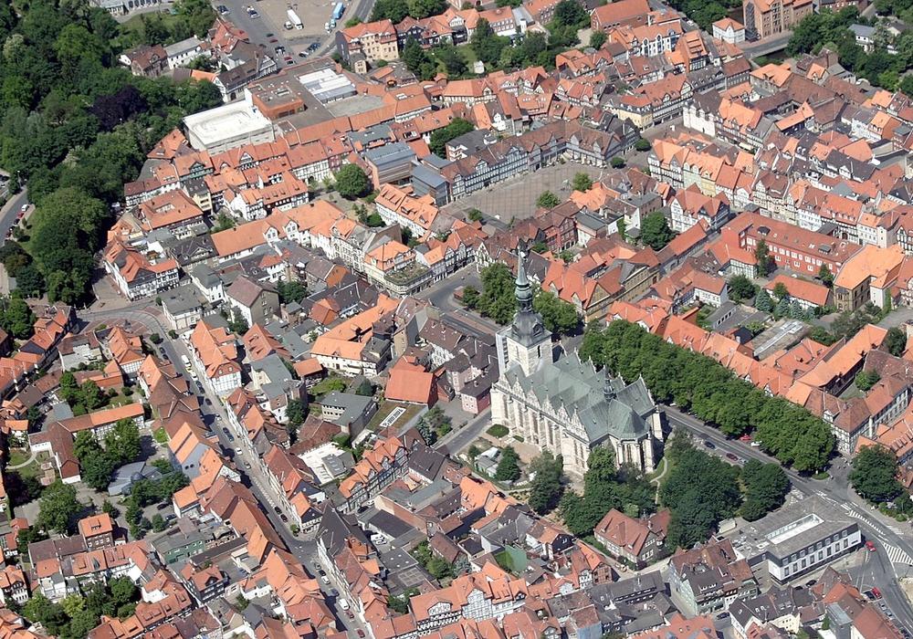 Wolfenbüttel wächst. Foto: Throrsten Raedlein