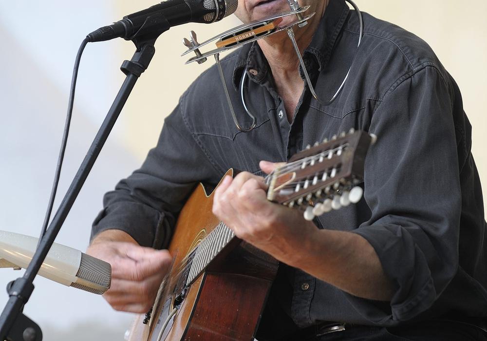 Roland Berens ist vor allem Live ein Erlebnis. Foto: Roland Berens