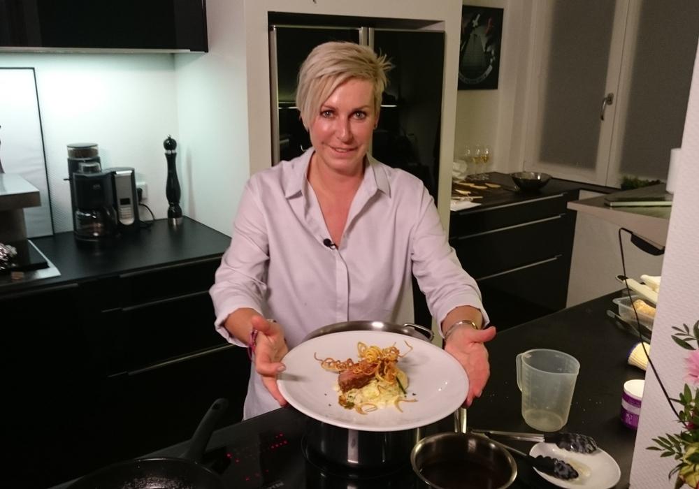 Kandidatin Kerstin aus Braunschweig. Foto: VOX/ITV Studios