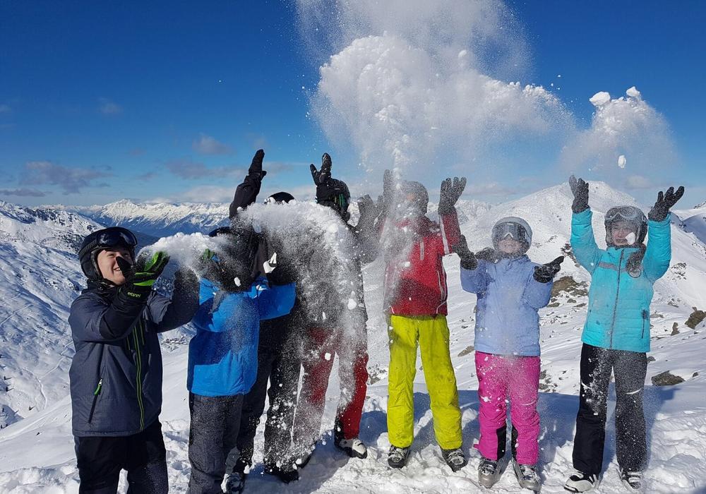 Der Ski-Ausflug wurde wie bereits in den Jahren zuvor sehr gut angenommen. Foto: THG