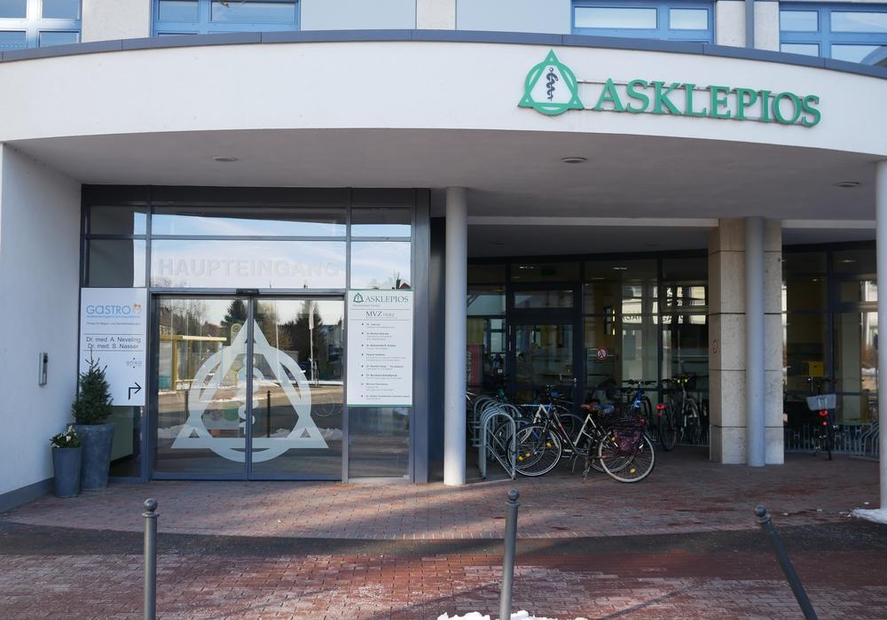 Die Untersuchungen finden in den Räumen der Asklepios Kliniken in Goslar statt. Foto: Archiv/Alexander Panknin