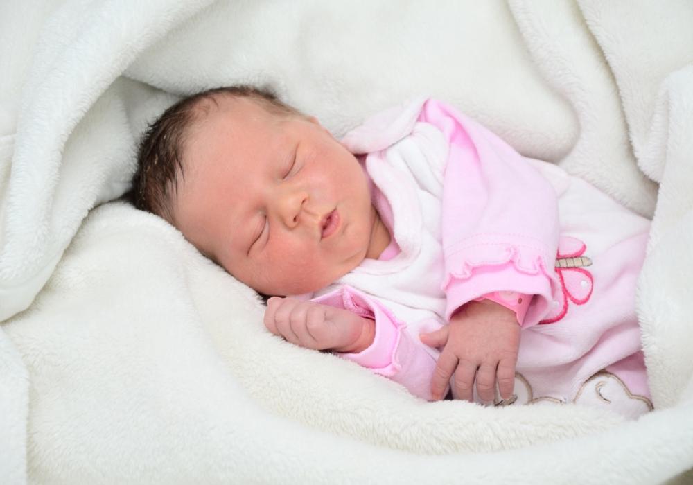 Wir freuen uns über die Geburt von Jamila. Foto: babysmile24.de