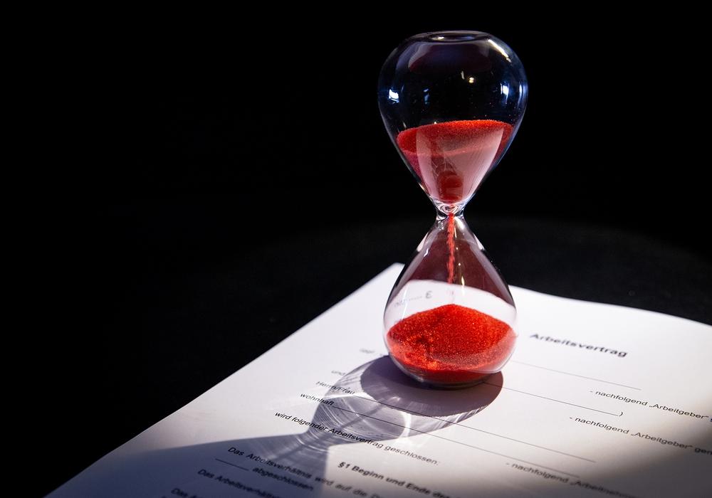 """""""Jobs auf Zeit werden zur gängigen Praxis"""". Foto: NGG"""
