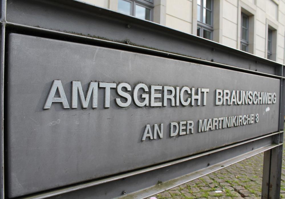 Amtsgericht Braunschweig. Foto: Christina Balder