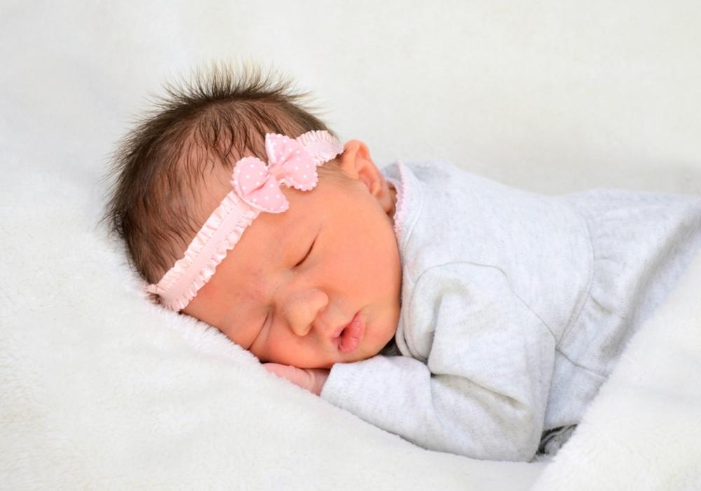 Harriet Claire Reichenberg. Foto: babysmile24.de