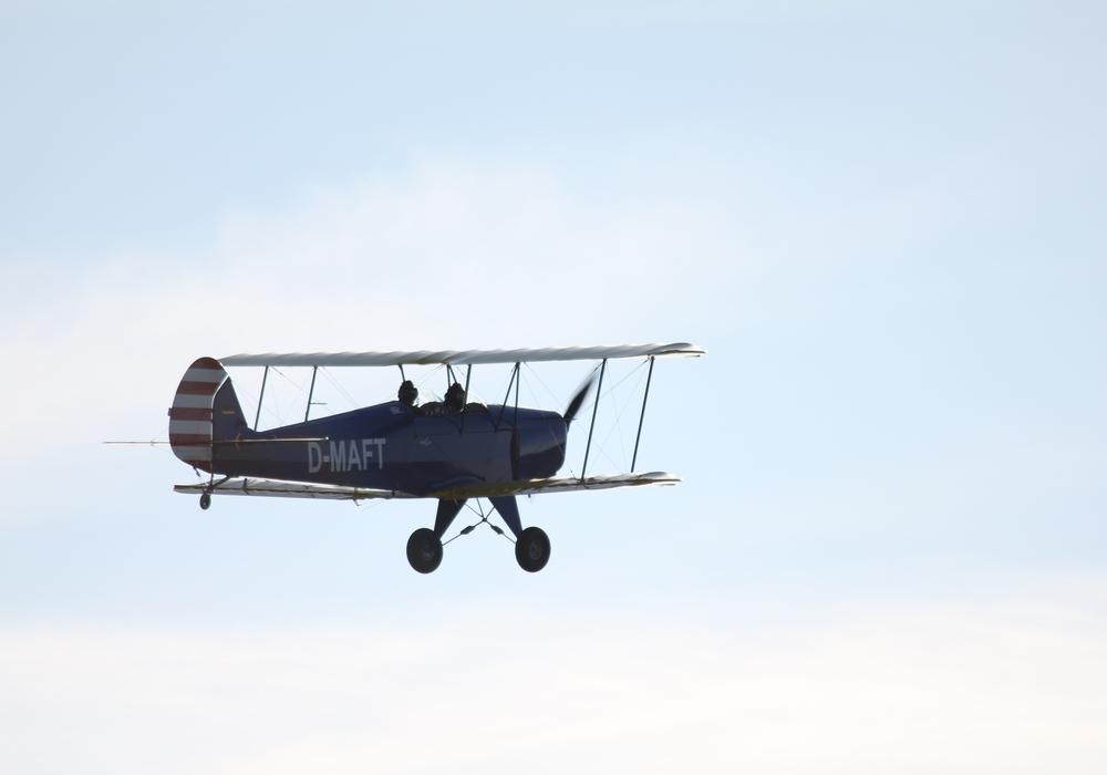 Der Pilot hob ohne Angabe eines Zielorts ab und wird seitdem vermisst. Foto: Polizei