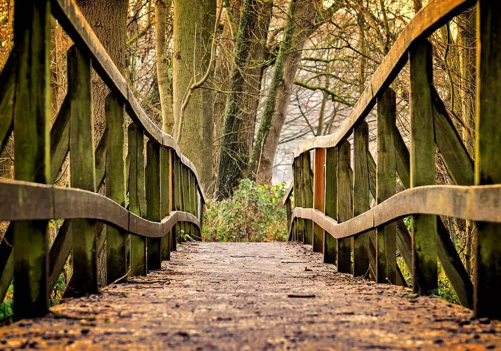 Eine Instandsetzung der aktuellen Brücke ist nicht mehr möglich. Symbolbild: Pixabay