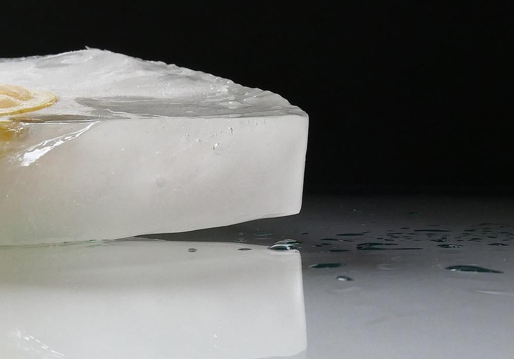 Mit der Eisblockwette möchte der Landkreis Goslar für das Thema Klimaschutz sensibilisieren. Symbolbild: Pixabay