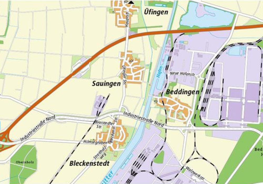 Die Umbauarbeiten auf der A39 gehen in die letzte Phase. Foto: Stadt Salzgitter