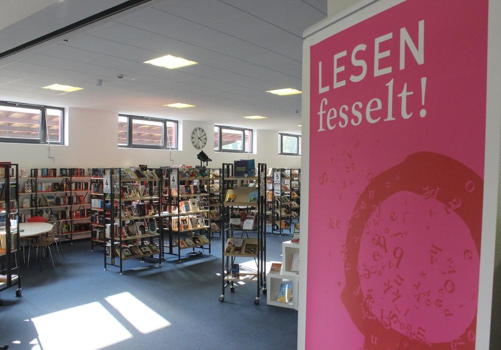 In der Stadtbücherei wurden im vergangenen Jahr weniger Bücher ausgeliehen. Foto: Anke Donner