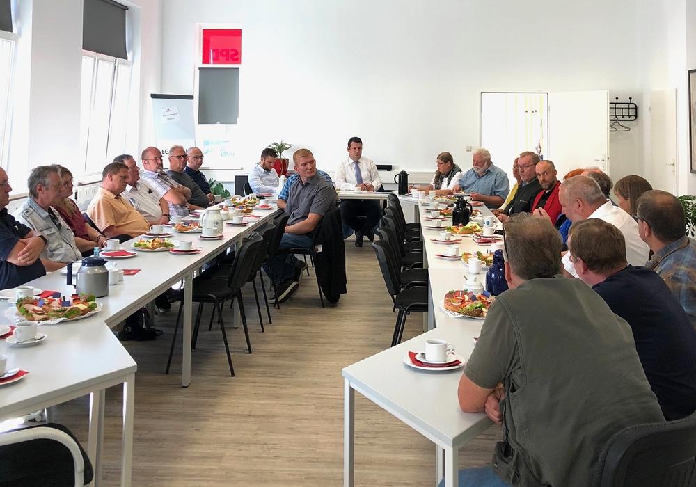 Foto: Wahlkreisbüro Hubertus Heil Peine