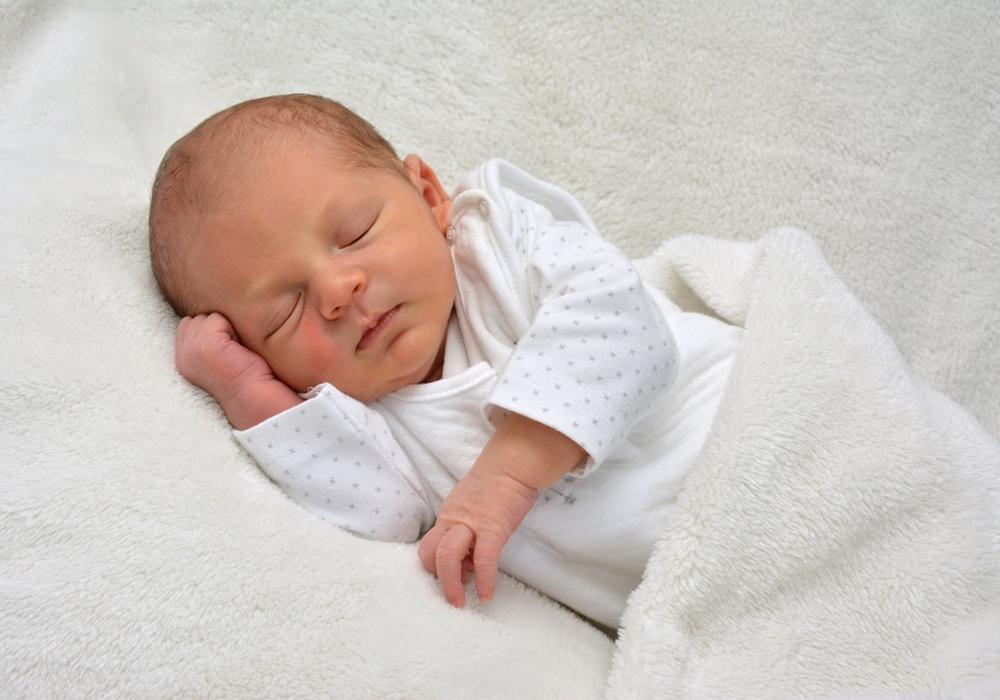 Wir freuen uns über die Geburt von Maximilian Auerswald. Foto: babysmile24.de