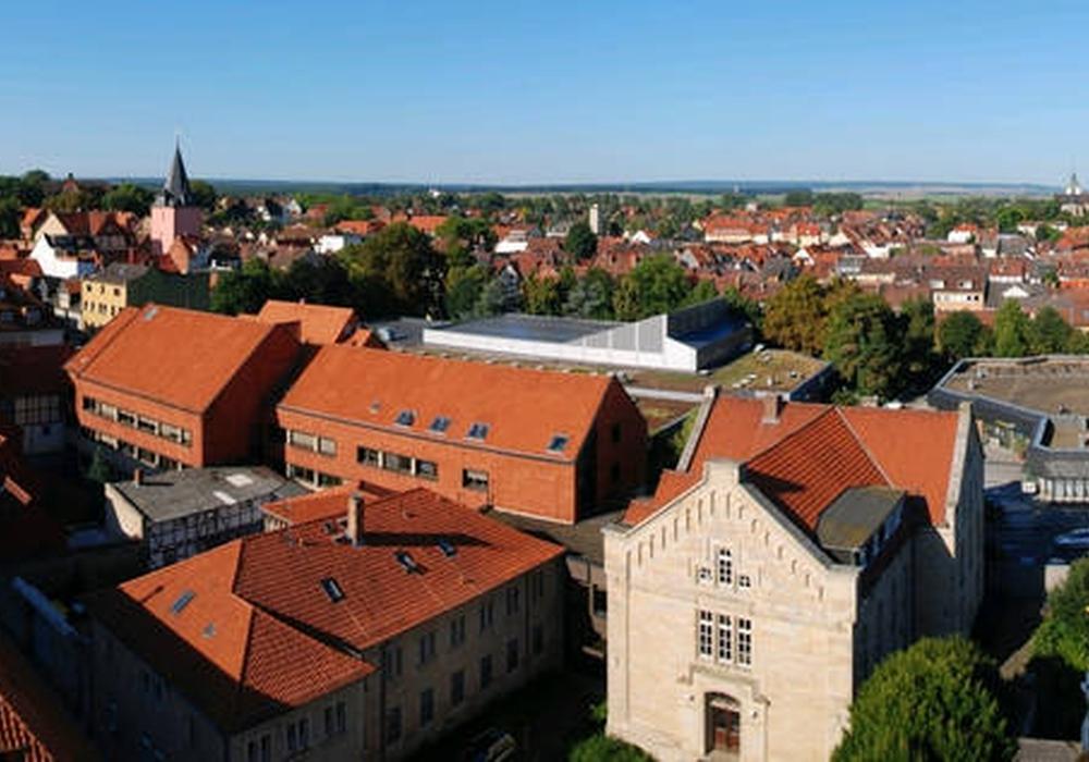 Ein Blick vom Juleumsturm ist wieder möglich. Foto: Landkreis Helmstedt