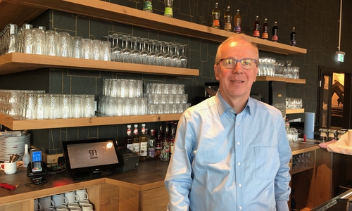 Der Wolfenbütteler Gastro-Unternehmer Peter Schittko.