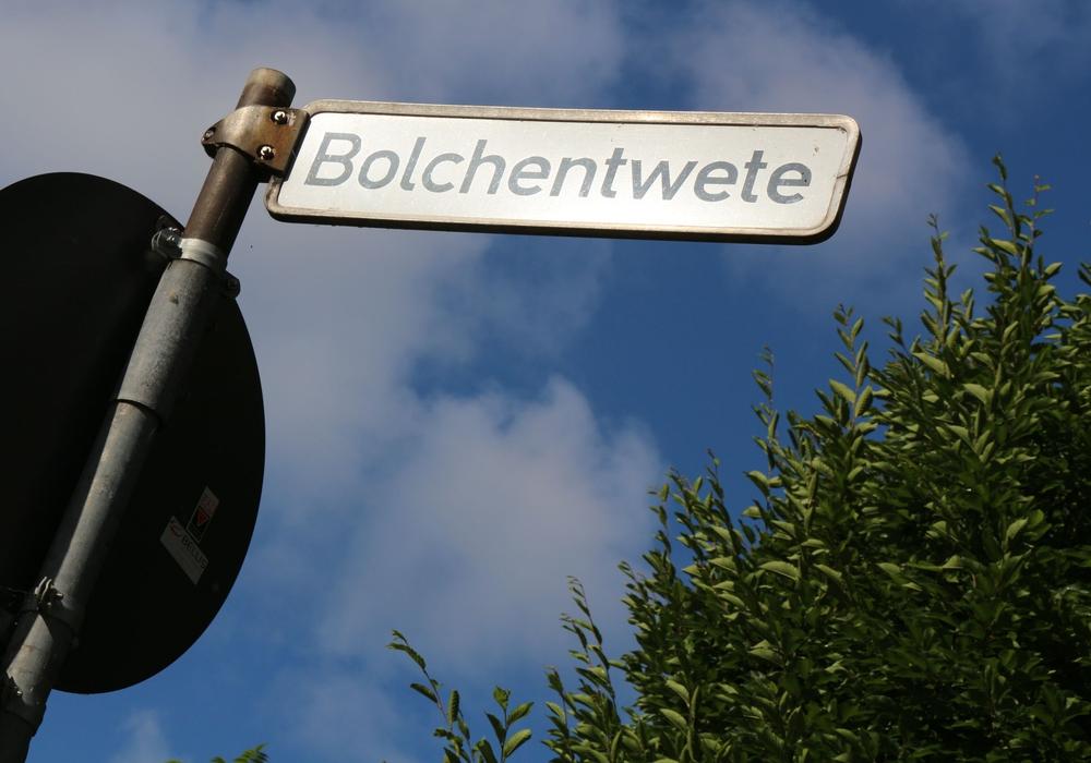 QR-Codes auf Straßennamen wird es in Braunschweig vorerst nicht geben. Foto: Robert Braumann