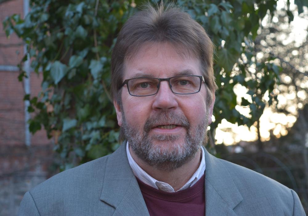 Wilfried Fricke war acht Jahre lang Kirchenkreissozialarbeiter, nun geht er in den Ruhestand. Foto: Privat