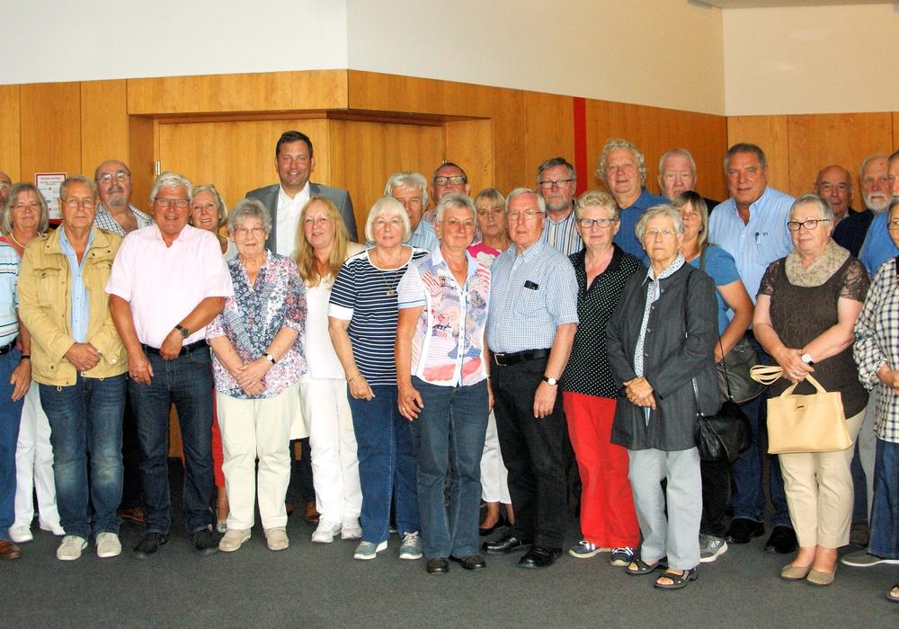 Die Teilnehmer der Tagung. Foto: SPD