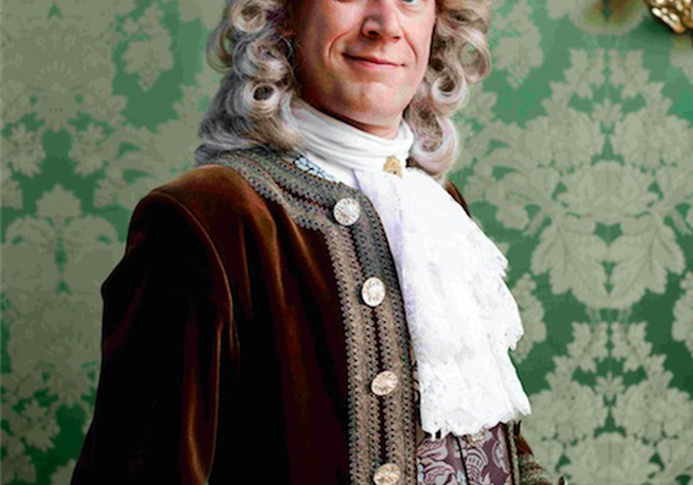 Tanzmeister Monsieur de la Marche. Foto: Michael Miklas
