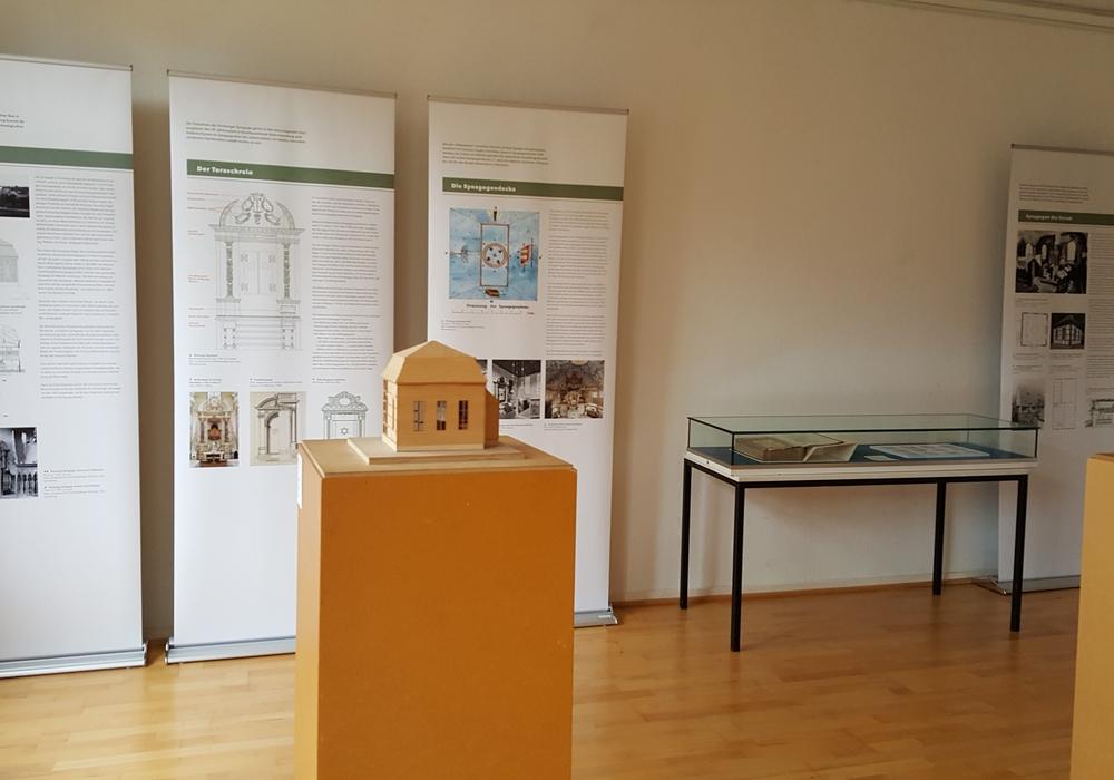 """Die Ausstellung """"Hornburg und seine jüdische Gemeinde endet. Foto: Museum"""