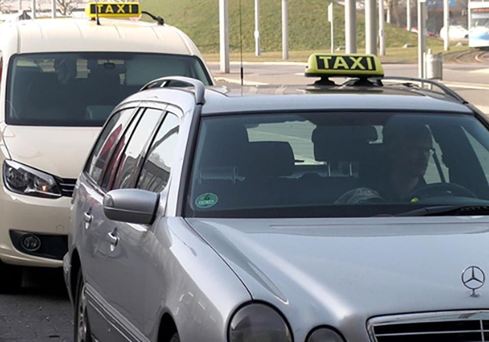 Da war das Taxi auf einmal weg. Foto: André Ehlers