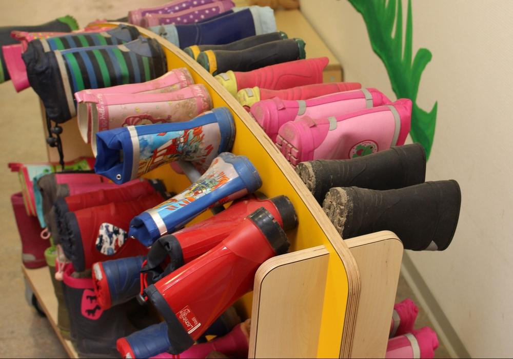 Der Landkreis hat eine nicht-ausreichende Versorgung im Bereich der Krippen- und Kindergartenbetreuung ausgemacht. Symbolfoto: Frederick Becker
