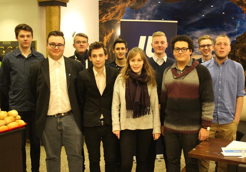 Der neu gewählte Kreisvorstand der Jungen Union. Foto: CDU Kreisverband Helmstedt