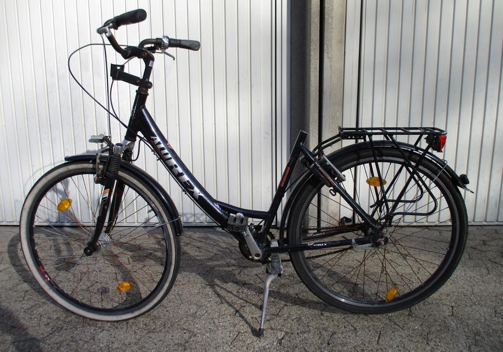 Fahrrad der Marke ALUREX. Foto: Polizei Bad Harzburg