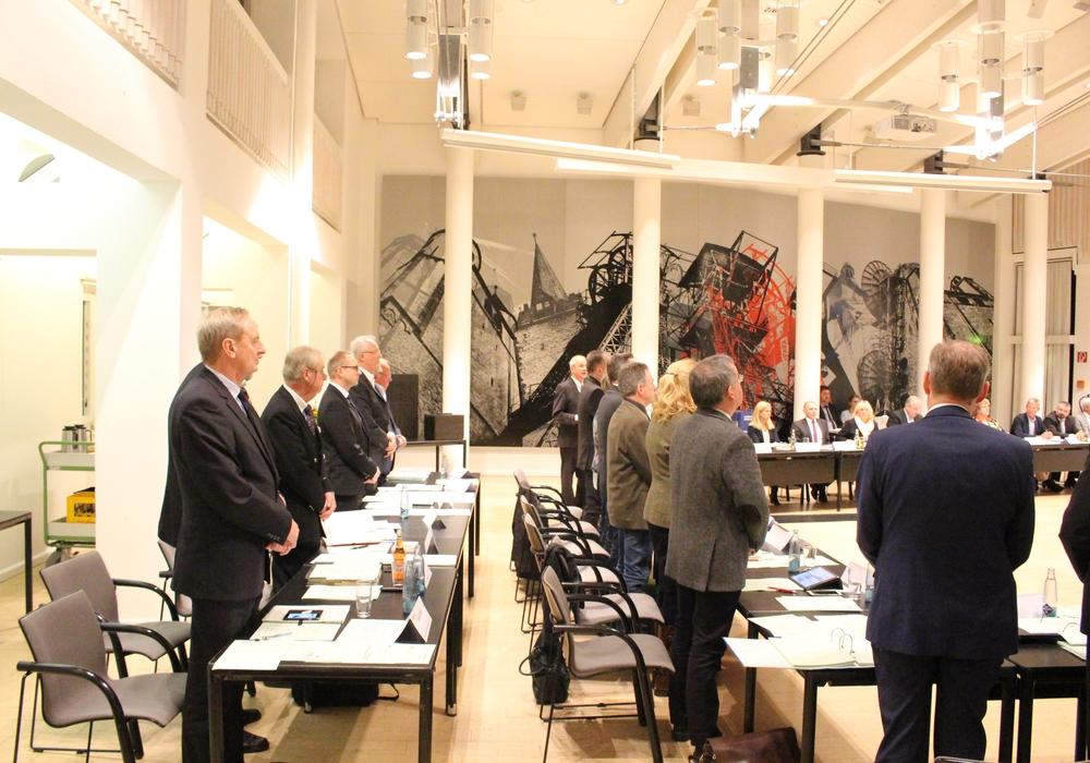 Die Mitglieder des Kreistages wählten heute unter anderem die Kreistagsvorsitzende und ihre Stellvertreter.