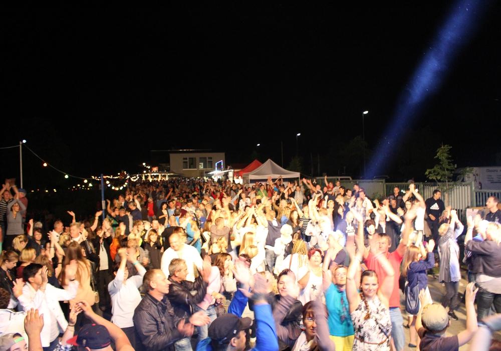 Das Lichterfest im Jahr 2015, Foto: Jan Borner