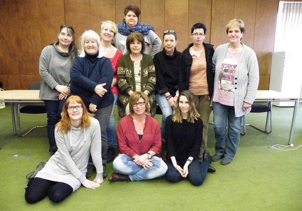 Die Mitarbeiter der offenen Ganztagsschule Schöppenstedt bereiten das zweite Schulhalbjahr vor. Foto: Privat