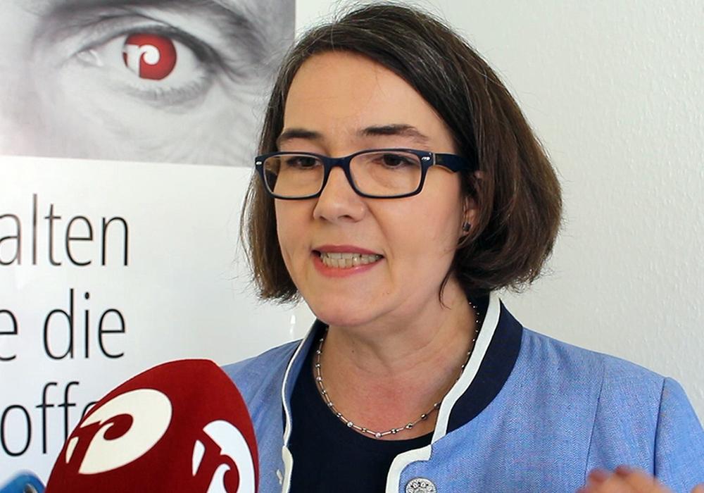Susanne Schütz. Foto: Archiv/Alexander Dontscheff