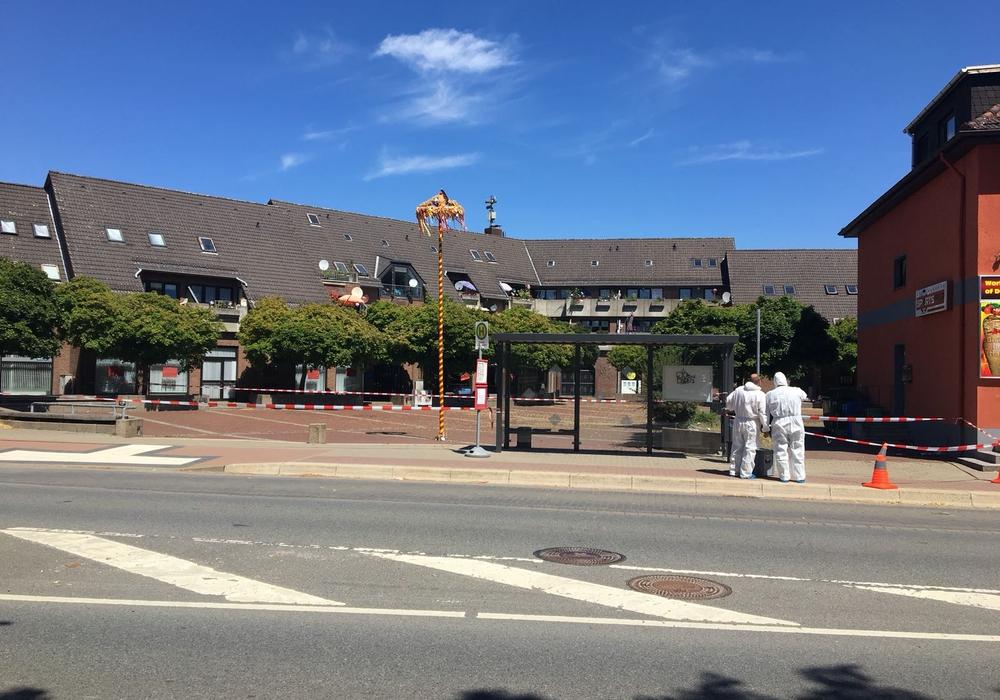 Nach der Bluttat in Vienenburg werden Zeugen gesucht. Foto: aktuell24(kr)