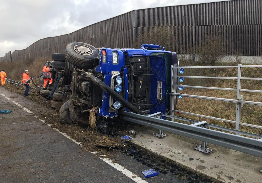 Immer wieder kommt es auf der A2 zu schweren Unfällen. Foto: Archiv/aktuell24(KR)